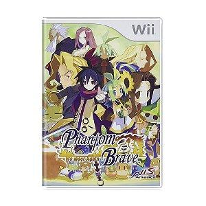 Jogo Phantom Brave: We Meet Again - Wii (Lacrado)