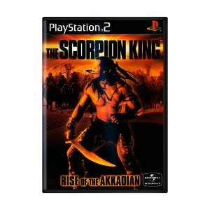 Jogo The Scorpion King: Rise of the Akkadian - PS2