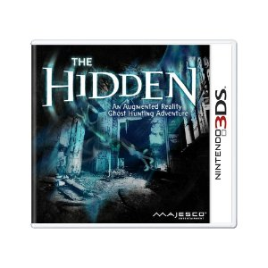 Jogo The Hidden - 3DS