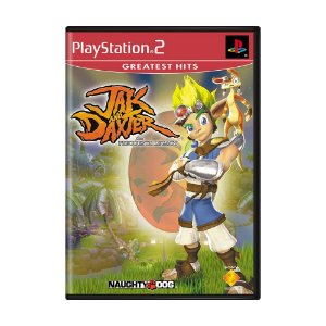 Jogo Jak and Daxter: The Precursor Legacy - PS2