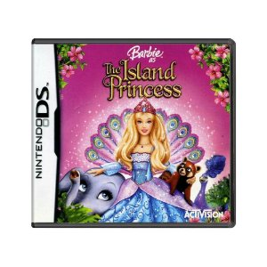 Jogo Barbie as The Island Princess - DS