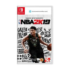 Jogo NBA 2K19 - Switch