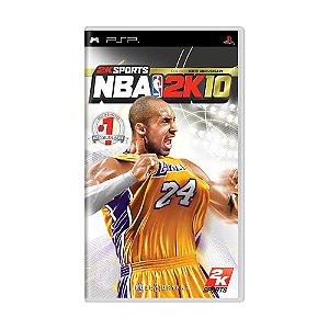 Jogo NBA 2K10 - PSP