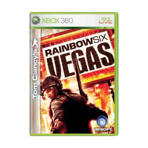 Jogo Tom Clancy's Rainbow Six: Vegas - Xbox 360