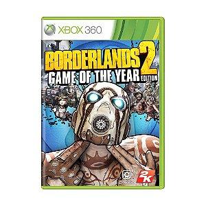 Jogo Borderlands 2 (GOTY) - Xbox 360
