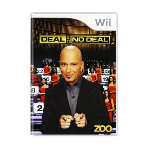 Jogo Deal or No Deal - Wii