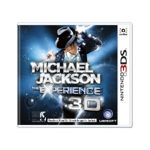 Jogo Michael Jackson: The Experience - 3DS