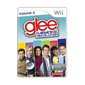 Jogo Karaoke Revolution Glee: Volume 2 - Wii