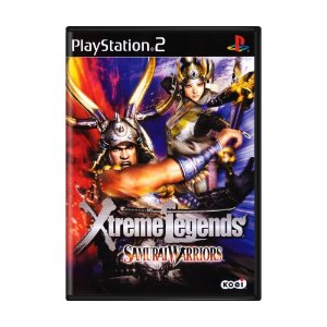 Jogo Samurai Warriors: Xtreme Legends - PS2