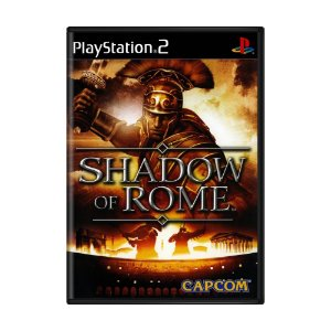 Jogo Shadow of Rome - PS2