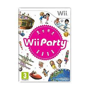 Jogo Wii Party - Wii (Europeu)
