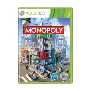 Jogo Monopoly Streets - Xbox 360
