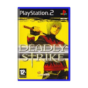 Jogo Deadly Strike - PS2 (Europeu)