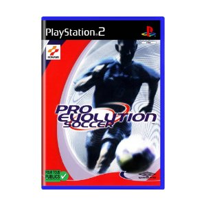 Jogo Pro Evolution Soccer - PS2 (Europeu)