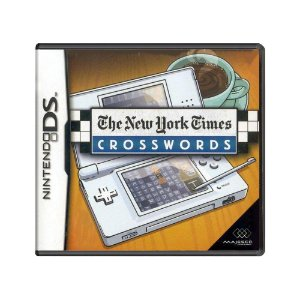 Jogo The New York Times Crosswords - DS