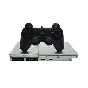 Console PlayStation 2 Prata - Sony