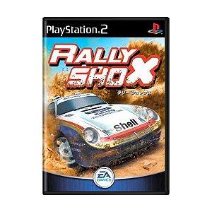 Jogo Rally Shox - PS2 (Japonês)