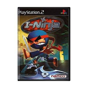 Jogo I-Ninja - PS2