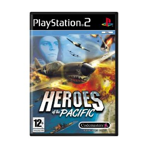 Jogo Heroes of the Pacific - PS2 (Europeu)