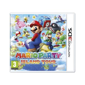 Jogo Mario Party: Island Tour - 3DS (Europeu)