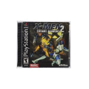 Jogo X-Men: Mutant Academy 2 - PS1