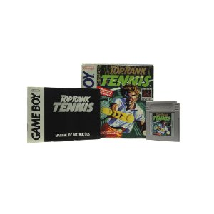 Jogo Top Rank Tennis - GBC