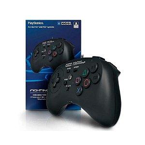 Controle Hori Fighting Commander - PS3, PS4 e PC