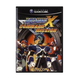 Jogo Mega Man X: Command Mission - GameCube