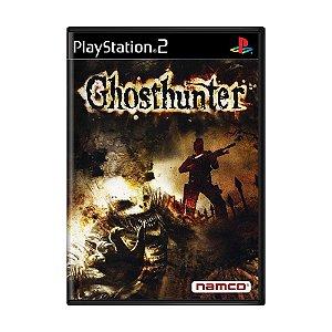 Jogo Ghosthunter - PS2