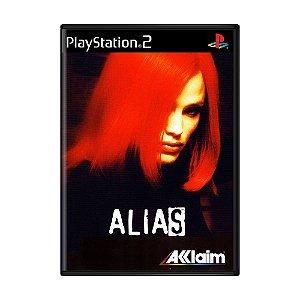 Jogo Alias - PS2