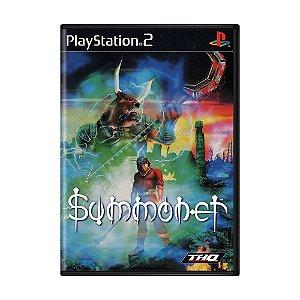 Jogo Summoner - PS2