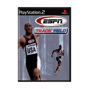 Jogo ESPN International Track & Field - PS2