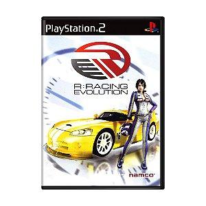 Jogo R: Racing Evolution - PS2
