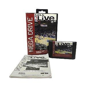 Jogo NBA Live 96 - Mega Drive