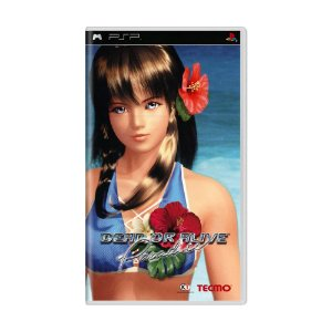 Jogo Dead or Alive Paradise - PSP