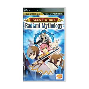 Jogo Tales of the World: Radiant Mythology - PSP