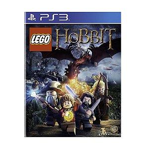 Jogo LEGO The Hobbit - PS3 (Capa dura)