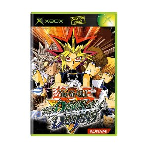 Jogo Yu-Gi-Oh! The Dawn of Destiny - Xbox