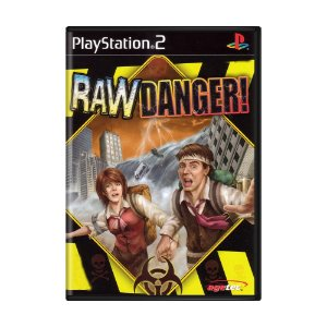 Jogo Raw Danger! - PS2