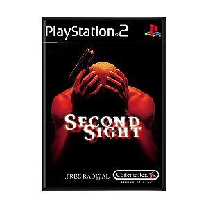 Jogo Second Sight - PS2