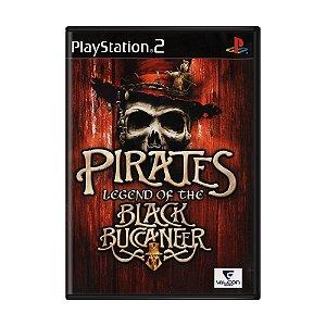 Jogo Pirates: Legend of the Black Buccaneer - PS2