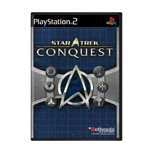 Jogo Star Trek: Conquest - PS2