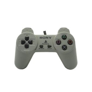 Controle Sony Dualshock 1 - PS1