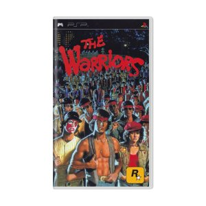 Jogo The Warriors - PSP