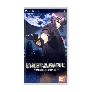 Jogo Ghost in the Shell: Stand Alone Complex - PSP