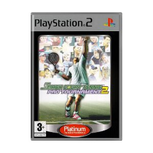 Jogo Smash Court Tennis Pro Tournament 2 - PS2 (Europeu)