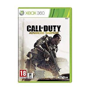Jogo Call of Duty: Advanced Warfare - Xbox 360 (Europeu)