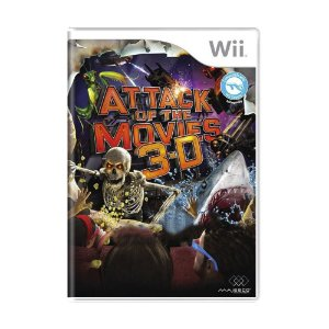 Jogo Attack of the Movies 3-D - Wii