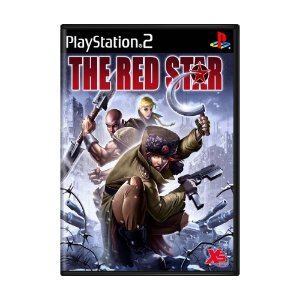 Jogo The Red Star - PS2