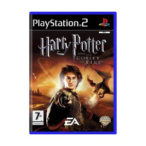 Jogo Harry Potter and the Goblet of Fire - PS2 (Europeu)